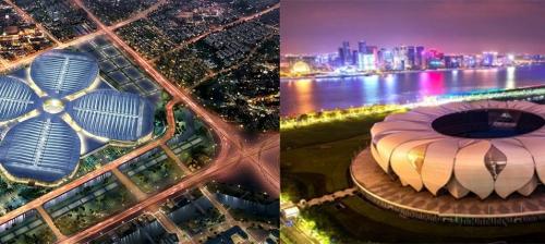 11月美卡熊双会出席上海国际进口博览会、杭州中国营养健康企业家年会