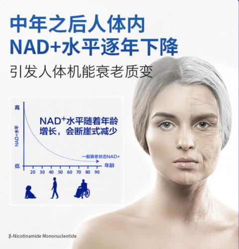 NMN——国际前沿营养素,好品质优选美国瑞普斯NMN代加工