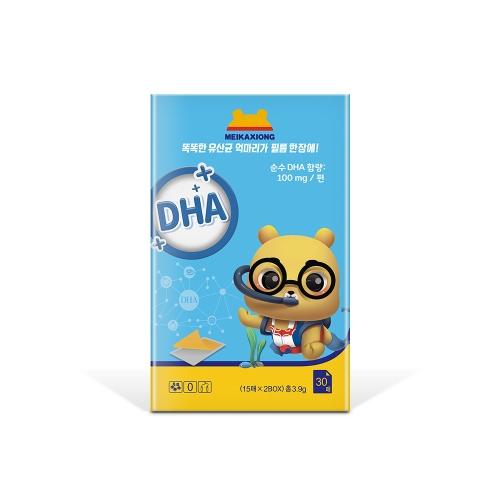 厦门美卡熊蓝莓DHA藻油口膜片(DHA)